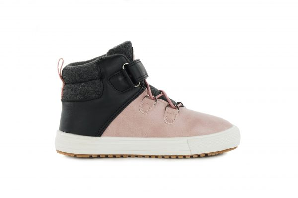 Brummelisa Sneaker Svart/rosa - Junior League